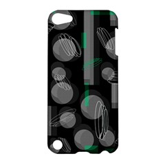 Come down - green Apple iPod Touch 5 Hardshell Case