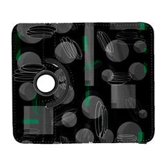 Come down - green Samsung Galaxy S  III Flip 360 Case