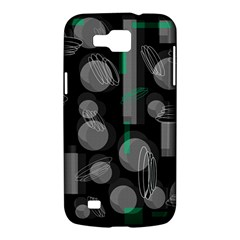 Come down - green Samsung Galaxy Premier I9260 Hardshell Case