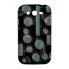 Come down - green Samsung Galaxy Grand DUOS I9082 Hardshell Case