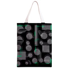 Come down - green Classic Light Tote Bag