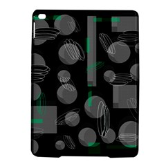 Come down - green iPad Air 2 Hardshell Cases
