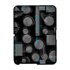 Come down - blue Amazon Kindle Fire (2012) Hardshell Case