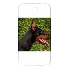 Doberman Pinscher Samsung Galaxy Mega I9200 Hardshell Back Case
