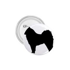Eurasier Silo Black 1.75  Buttons