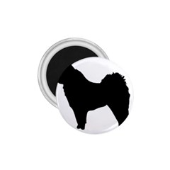 Eurasier Silo Black 1.75  Magnets