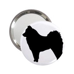 Eurasier Silo Black 2.25  Handbag Mirrors