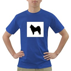 Eurasier Silo Black Dark T-Shirt