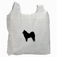 Eurasier Silo Black Recycle Bag (One Side)