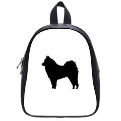 Eurasier Silo Black School Bags (Small)