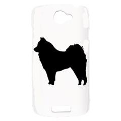 Eurasier Silo Black HTC One S Hardshell Case