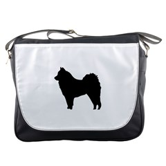 Eurasier Silo Black Messenger Bags