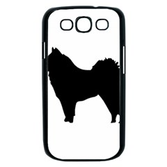 Eurasier Silo Black Samsung Galaxy S III Case (Black)