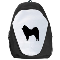 Eurasier Silo Black Backpack Bag