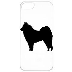 Eurasier Silo Black Apple iPhone 5 Classic Hardshell Case