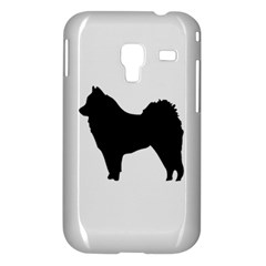 Eurasier Silo Black Samsung Galaxy Ace Plus S7500 Hardshell Case