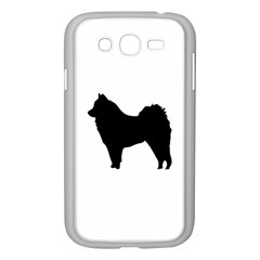 Eurasier Silo Black Samsung Galaxy Grand DUOS I9082 Case (White)