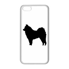 Eurasier Silo Black Apple iPhone 5C Seamless Case (White)