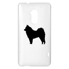 Eurasier Silo Black HTC One Max (T6) Hardshell Case