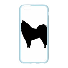 Eurasier Silo Black Apple Seamless iPhone 6/6S Case (Color)