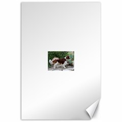 Welsh Springer Spaniel Full Canvas 20  x 30