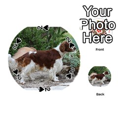 Welsh Springer Spaniel Full Playing Cards 54 (Round)