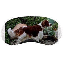 Welsh Springer Spaniel Full Sleeping Masks