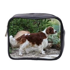 Welsh Springer Spaniel Full Mini Toiletries Bag 2-Side
