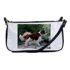 Welsh Springer Spaniel Full Shoulder Clutch Bags