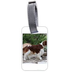 Welsh Springer Spaniel Full Luggage Tags (One Side)