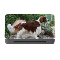 Welsh Springer Spaniel Full Memory Card Reader with CF