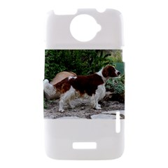 Welsh Springer Spaniel Full HTC One X Hardshell Case