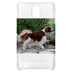 Welsh Springer Spaniel Full Samsung Infuse 4G Hardshell Case