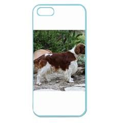 Welsh Springer Spaniel Full Apple Seamless iPhone 5 Case (Color)