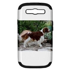 Welsh Springer Spaniel Full Samsung Galaxy S III Hardshell Case (PC+Silicone)