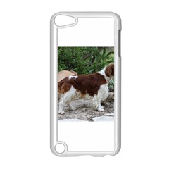 Welsh Springer Spaniel Full Apple iPod Touch 5 Case (White)
