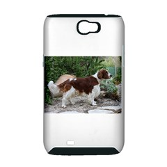 Welsh Springer Spaniel Full Samsung Galaxy Note 2 Hardshell Case (PC+Silicone)