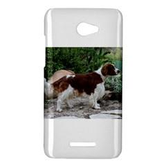 Welsh Springer Spaniel Full HTC Butterfly X920E Hardshell Case