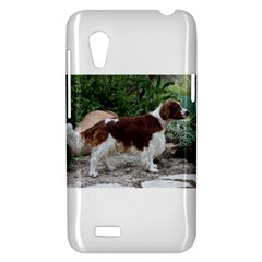 Welsh Springer Spaniel Full HTC Desire VT (T328T) Hardshell Case