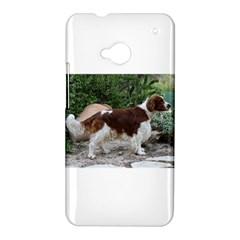 Welsh Springer Spaniel Full HTC One M7 Hardshell Case