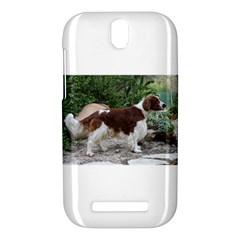 Welsh Springer Spaniel Full HTC One SV Hardshell Case