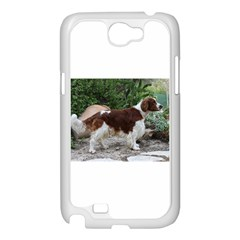 Welsh Springer Spaniel Full Samsung Galaxy Note 2 Case (White)