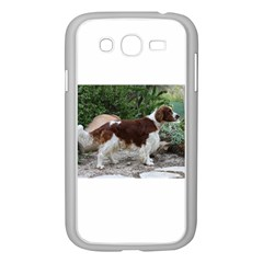Welsh Springer Spaniel Full Samsung Galaxy Grand DUOS I9082 Case (White)