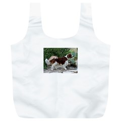 Welsh Springer Spaniel Full Full Print Recycle Bags (L)