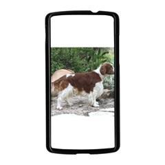 Welsh Springer Spaniel Full Nexus 5 Case (Black)