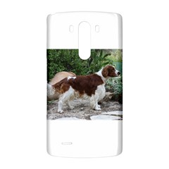 Welsh Springer Spaniel Full LG G3 Back Case