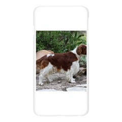 Welsh Springer Spaniel Full Apple Seamless iPhone 6 Plus/6S Plus Case (Transparent)