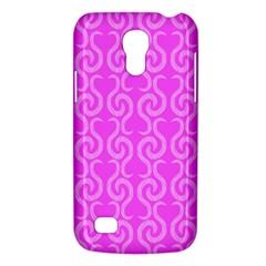 Pink elegant pattern Galaxy S4 Mini