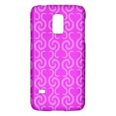 Pink elegant pattern Galaxy S5 Mini
