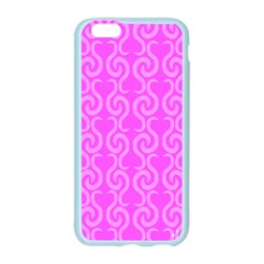 Pink elegant pattern Apple Seamless iPhone 6/6S Case (Color)